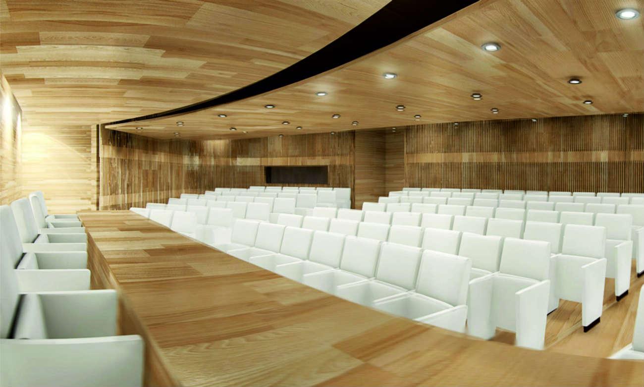 Proyecto Sala Carpintería
